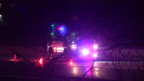 Man dies after being hit by car on I-94 West in Waukesha County
