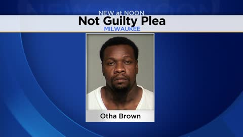 Otha Brown pleads not guilty in shooting death of Za'Laiya Jenkins