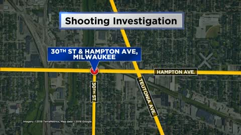 Man walks into hospital with gunshot wound after shooting near 30th and Hampton