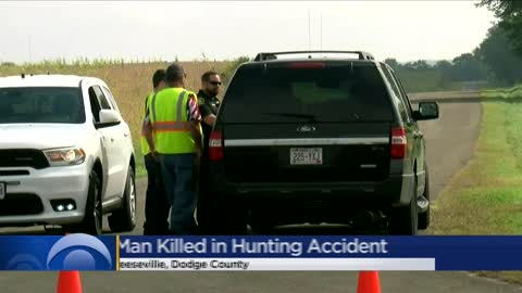 Man fatally shot by brother in Dodge County hunting accident