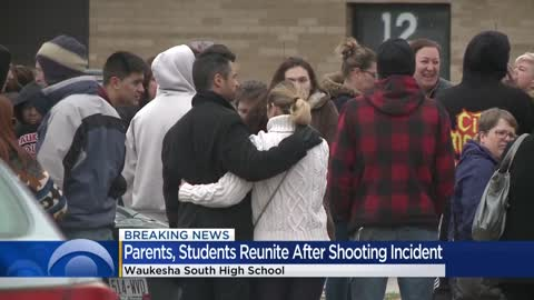 'Thought it was a drill:' Students, parents react after shooting inside Waukesha South HS
