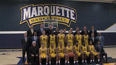 Marquette prepares for season with media day