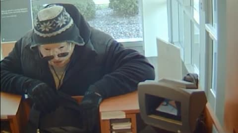 Milwaukee man charged for allegedly robbing banks while wearing Halloween mask
