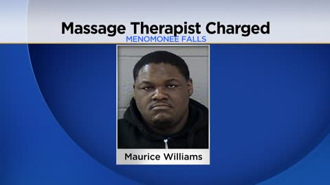 Menomonee Falls massage therapist charged with sexual assault