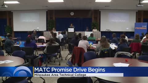 'MATC Promise' program offers eligible students and adults free tuition