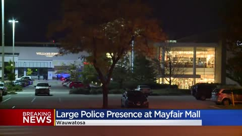2 arrested, including 1 juvenile, following fight at Mayfair...