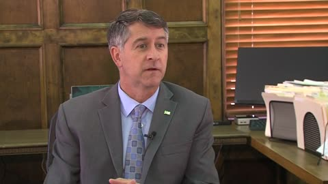 Mayor John Dickert reflects on 9 years in office as he prepares to resign on Sunday