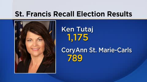 Ken Tutaj defeats incumbent St. Francis mayor in special recall election