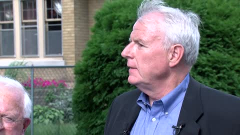 Mayor Barrett highlights housing rehabilitation work underway in the greater Sherman Park area
