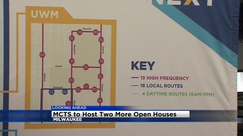 MCTS seeks feedback through open houses