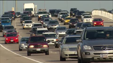 AAA predicting 37 million travelers on the roads for Memorial Day weekend despite higher gas prices