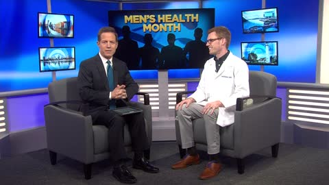 Doctor offers advice during Men's Health Month