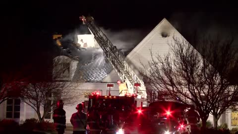 Mequon business destroyed by fire