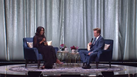 Former First Lady Michelle Obama speaks to sold out crowd in Milwaukee
