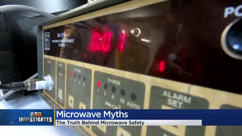 The truth behind microwave safety