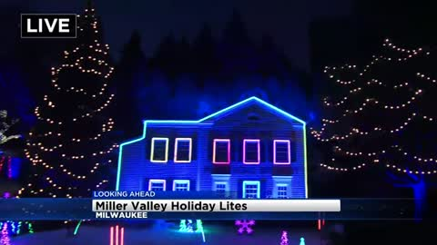 Miller Valley is brewing up plenty of holiday spirit with its annual lights display