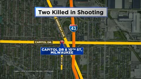 Man, woman found shot dead near 10th and Capitol