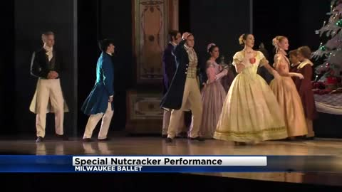 Milwaukee Ballet Director Michael Pink coming out of dancing retirement for Nutcracker