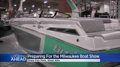 Wisconsin's largest boat show heads to State Fair Park 🛥️
