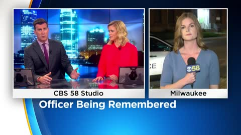 'He loved being a police officer:' Milwaukee Police Officer...