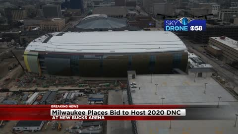 Milwaukee to bid for 2020 Democratic National Convention