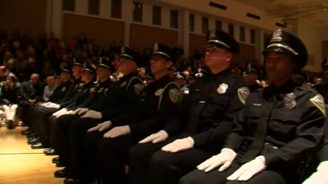 Milwaukee Police welcome 46 new officers to the force