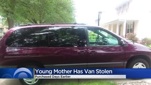 'I need it for my son': Van stolen from young mother on Milwaukee's...