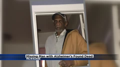 Neighbors in shock after missing man with Alzheimer's found dead on porch