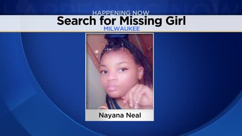 Missing 13-year-old Milwaukee girl found safe