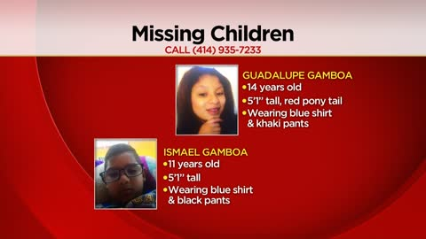 UPDATE: Children reported missing found safe