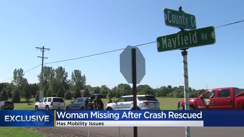 Woman missing after crash in Washington County found