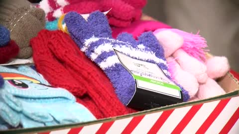 Hundreds of MPS students now have mittens, hats thanks to 'Mitten Tree Drive'