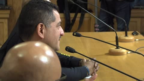 Interim Milwaukee Police Chief Morales addresses Public Safety and Health Committee