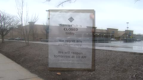 More than 100 people affected by Sam's Club closure