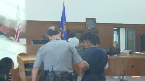 Woman accused of killing 4-year-old son by setting him on fire makes court appearance
