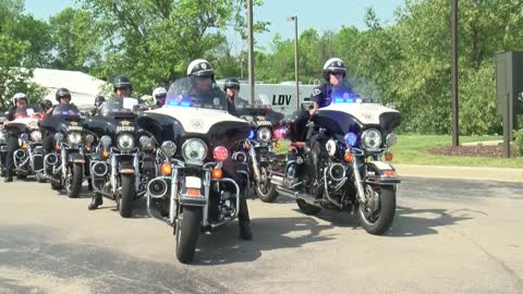 Motorcycle ride supporting families of law enforcement killed in line of duty planned for Saturday