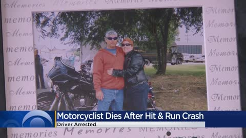 Husband of motorcyclist killed in I-94 crash wants justice