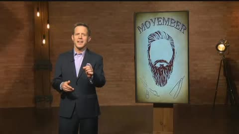 Movember Movement spurs conversation on men's health