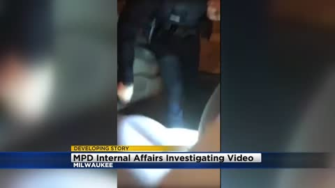 Video of teen being wrestled to the ground, handcuffed under investigation by MPD Internal Affairs