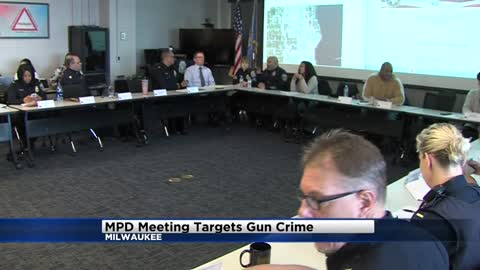 A look inside the Milwaukee Police Department's 'Shoot Review'...