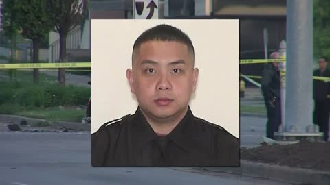 Milwaukee Police Officer hit, killed in crash on his way home...