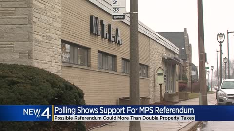 Majority of support for operational referendum for Milwaukee...