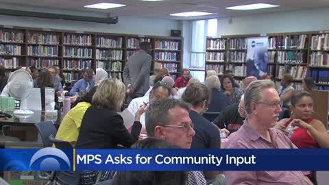 MPS asks for community input during listening sessions