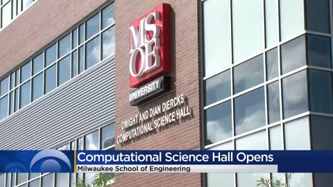 MSOE celebrates grand opening of new computer science building