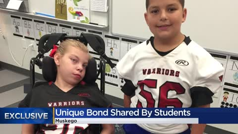 Muskego fifth grader's kind gesture creates friendship, inspires...