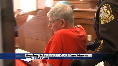 Hearing scheduled for Muskego cold case murder