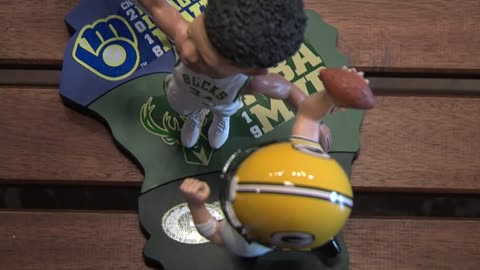 National Bobblehead Hall of Fame and Museum releases Wisconsin...