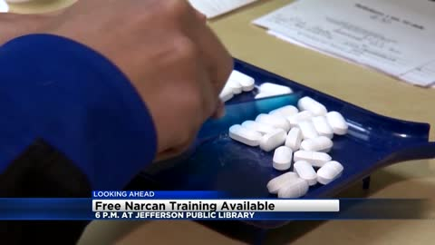 Overdose prevention trainings to be held in Jefferson County