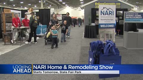 NARI Home & Remodeling Show returns this weekend to State Fair...