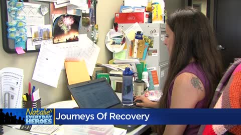 Natalie's Everyday Heroes: Katie Witz, Recovery Housing Case Manager